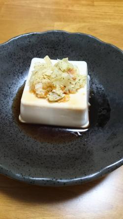 豆腐(近景)