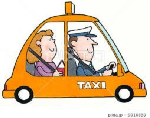 4タクシー