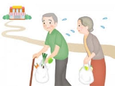 買い物難民