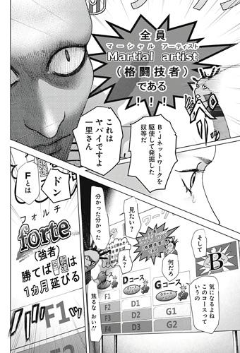 バトゥーキ20話 BJ