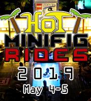 Hot Minifig Rides 2019 アワード発表!