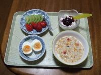 4/22 朝食