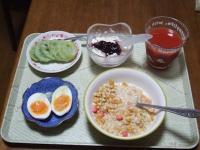 4/23 朝食