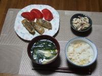 4/23 夕食