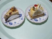 7/20 結婚記念日ケーキ