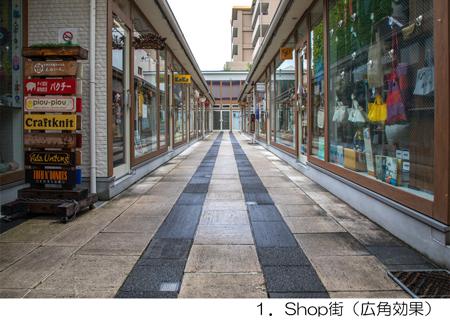 02 Shop街