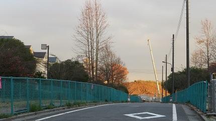 8日寺田側出口