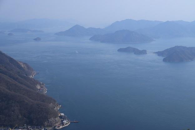 大崎上島瀬戸の島々
