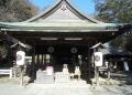 鎌倉宮・拝殿