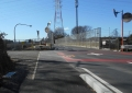 その先は関越自動車道の陸橋