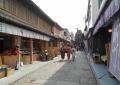 高澤通り入口付近