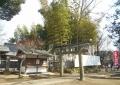 三芳野神社・鳥居