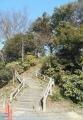 富士見櫓跡・登り口