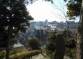 富士見櫓跡・山頂からの眺め