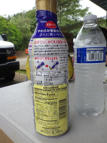 醤油(キッコーマン)