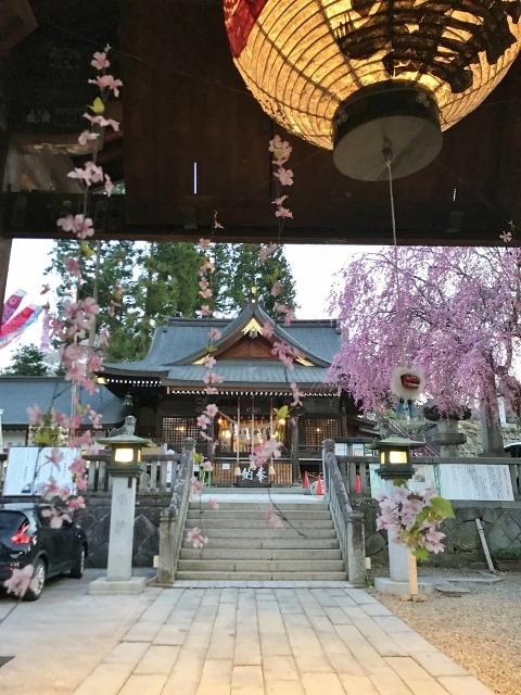 2019-04-22 桜山神社 ①