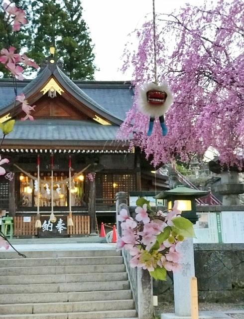 2019-04-22 桜山神社 ②