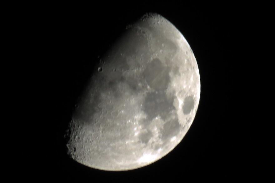 11月の月 (2)