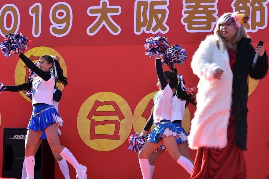 19春節祭 ・大阪プリン (1)