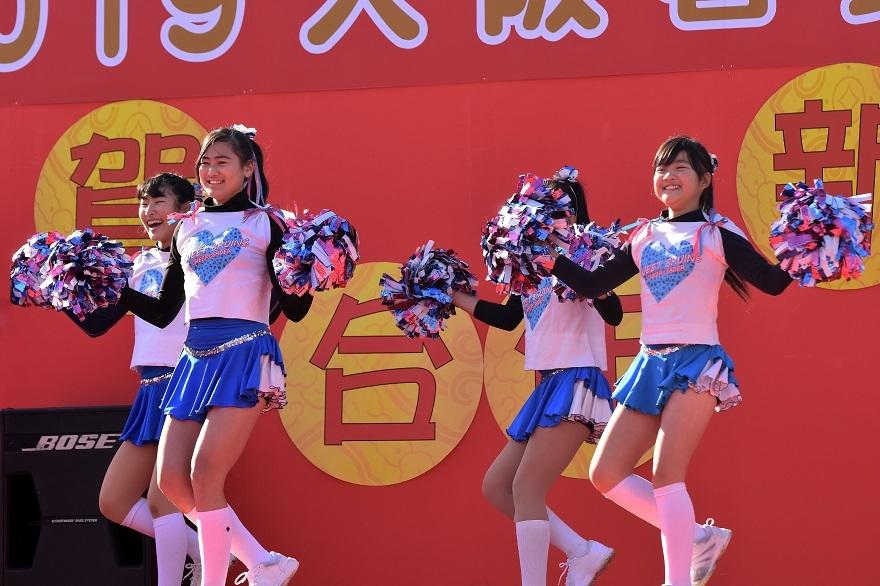 19春節祭 ・大阪プリン (2)