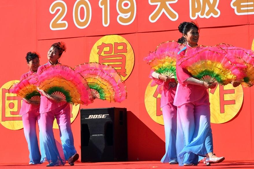 19 ・春節祭 ・舞踊#1 (2)