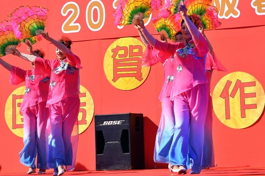 19 ・春節祭 ・舞踊#1 (3)