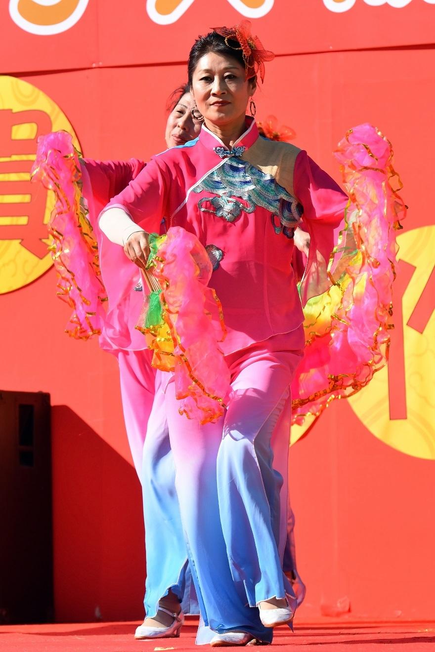 19 ・春節祭 ・舞踊#1 (4)
