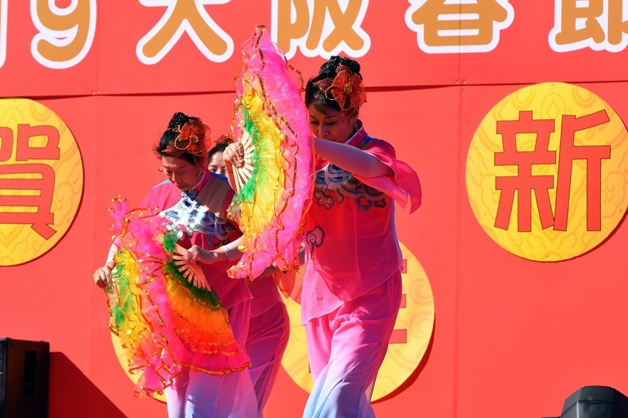 19 ・春節祭 ・舞踊#1 (8)