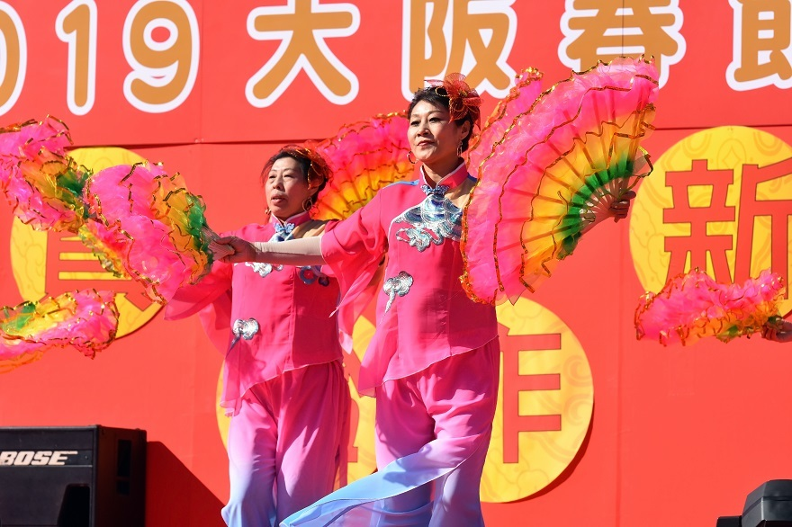 19 ・春節祭 ・舞踊#1 (10)