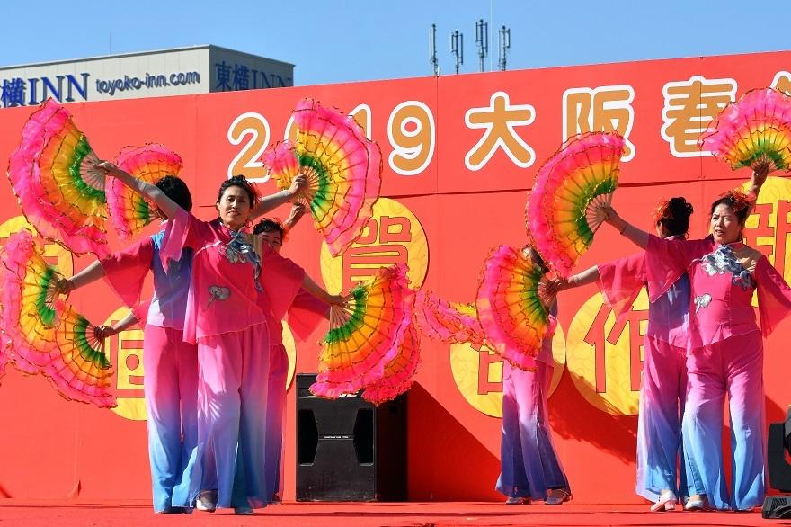 19 ・春節祭 ・舞踊#1 (14)