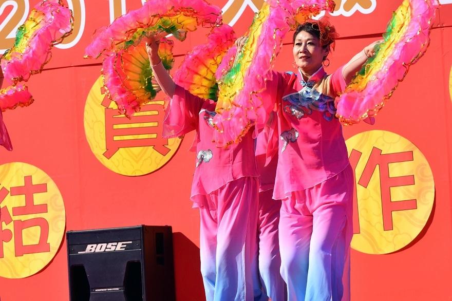 19 ・春節祭 ・舞踊#1 (9)