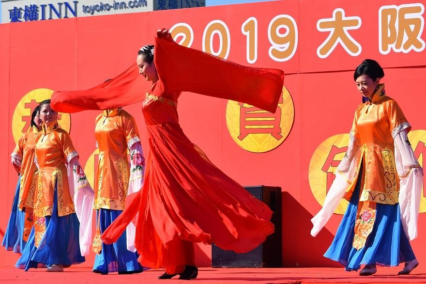 19 春節祭 ・舞踊#1 (2)