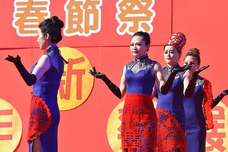 19 春節祭 ・舞踊#3 (0)