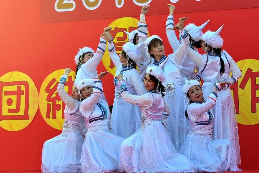 19 春節祭 ・舞踊#5 (0)