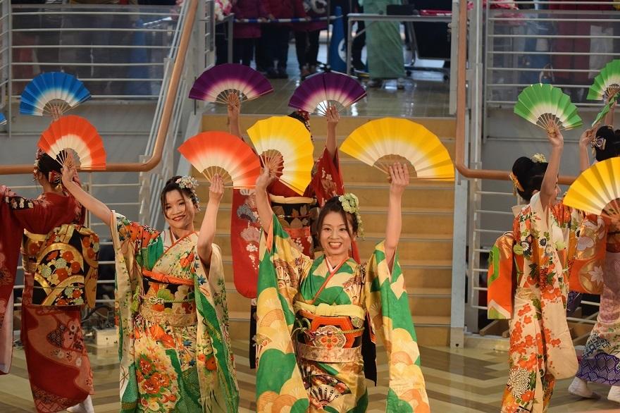 京小町 踊り隊#1 (0)