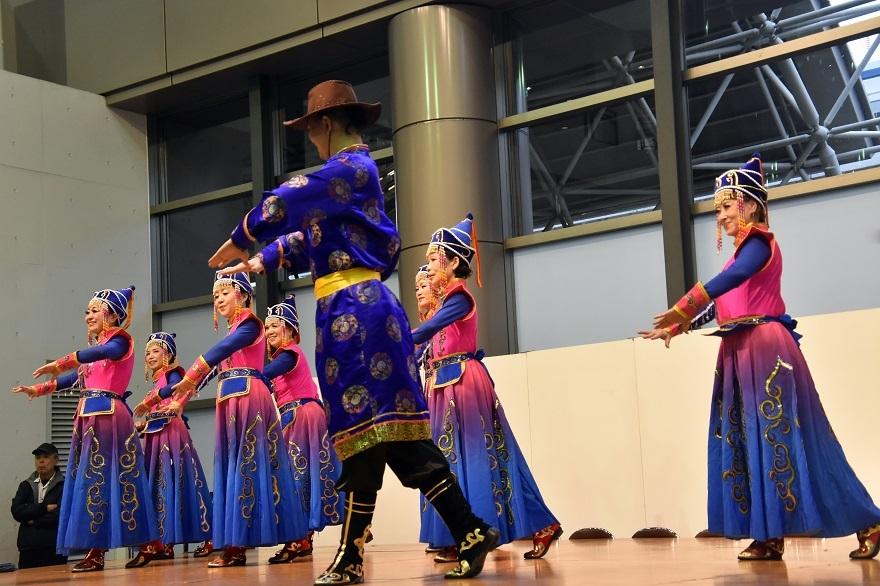 神戸国際19・モンゴル (0)