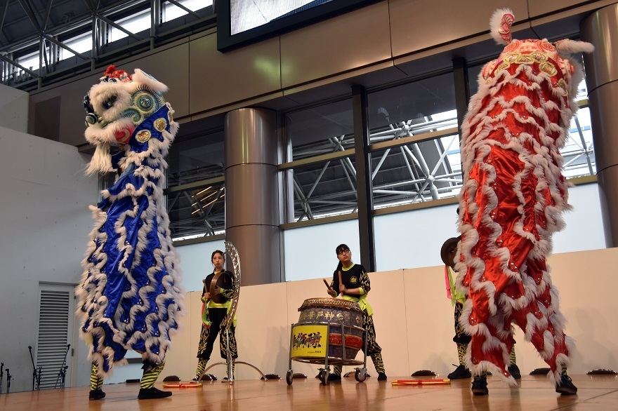 神戸国際19・獅子舞 (0)