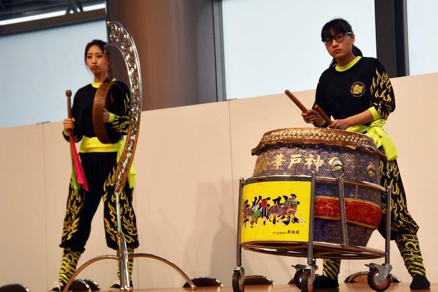 神戸国際19・獅子舞 (11)