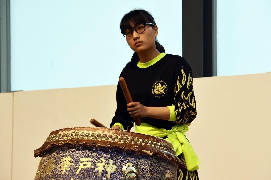 神戸国際19・獅子舞 (13)