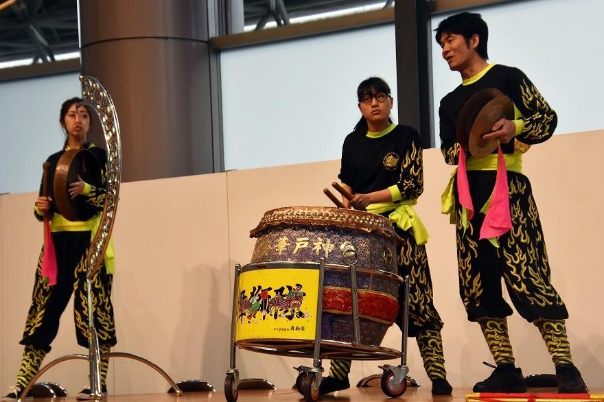 神戸国際19・獅子舞 (14)