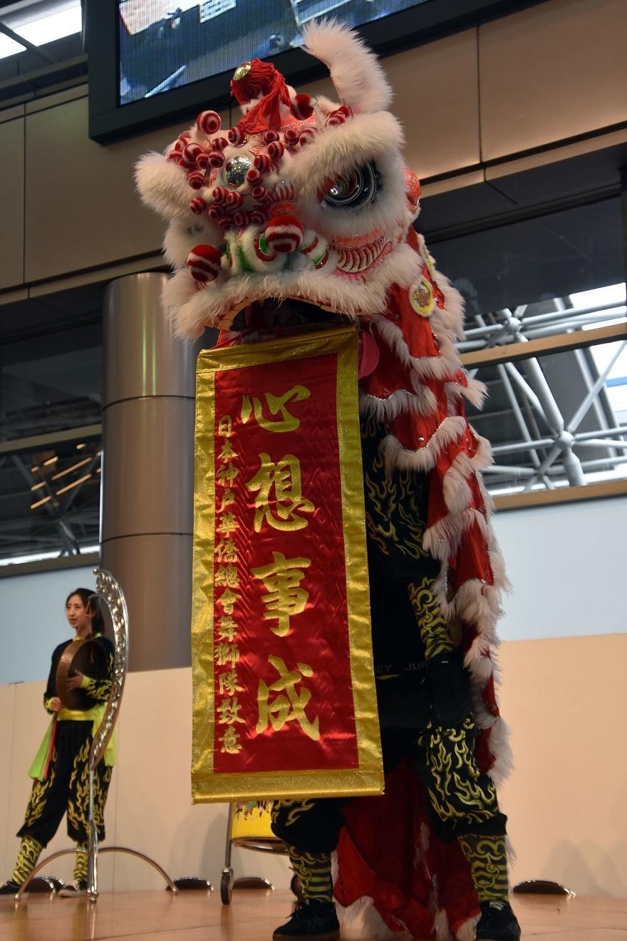 神戸国際19・獅子舞 (17)