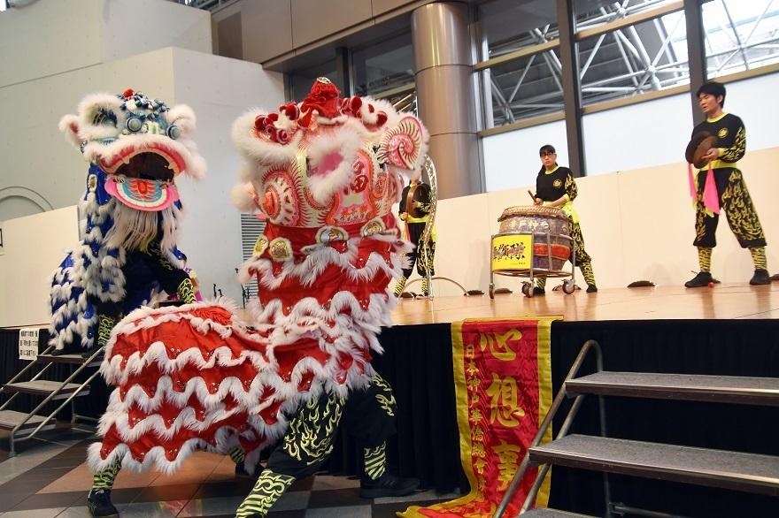 神戸国際19・獅子舞 (19)