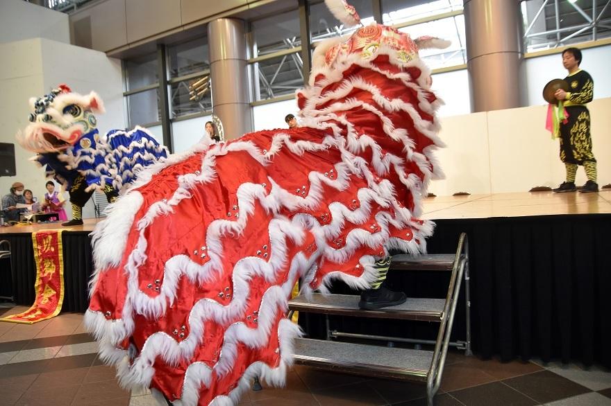 神戸国際19・獅子舞 (20)