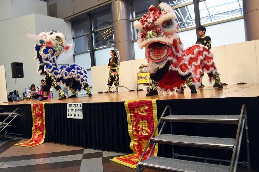 神戸国際19・獅子舞 (21)