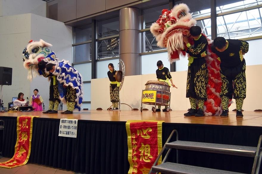 神戸国際19・獅子舞 (22)