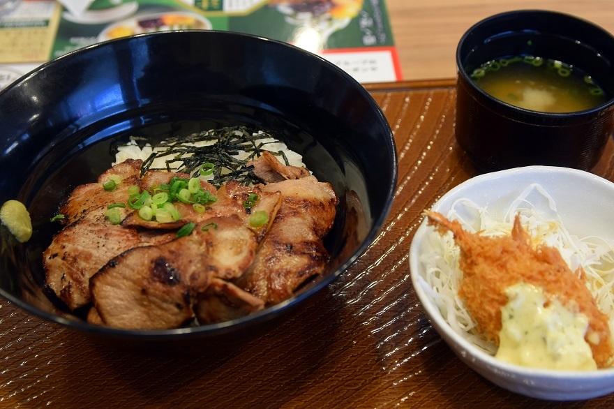 ガスト・帯広豚丼 (0)