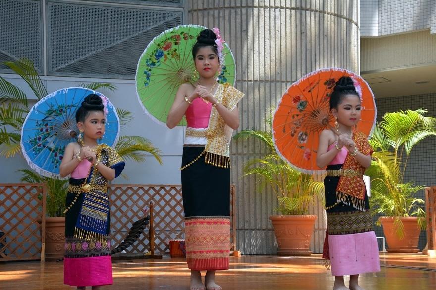 タイ舞踊・2019#1 (0)