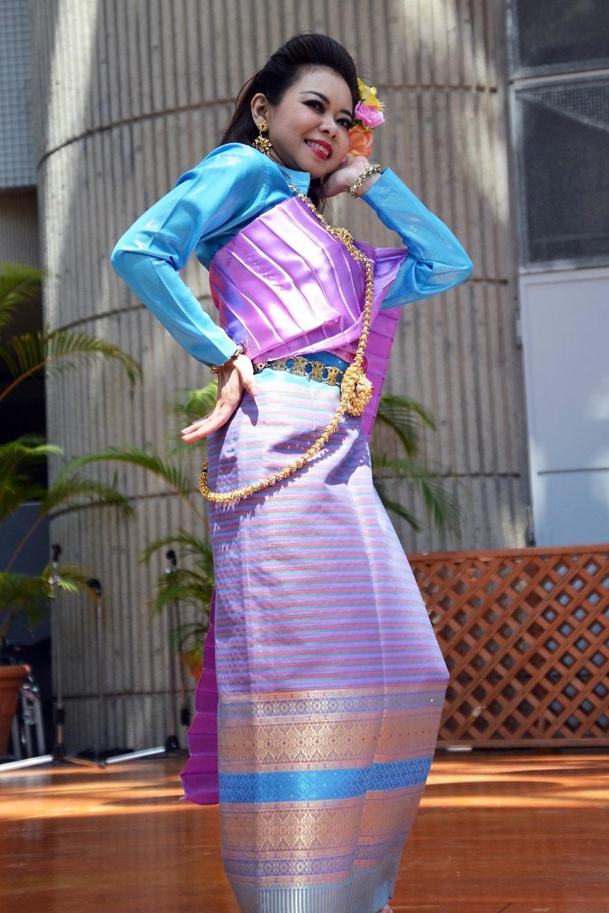 タイ舞踊2019#3 (0)
