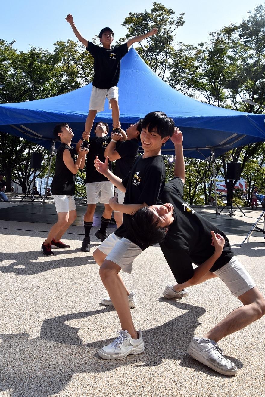 南港イベント8月・ダイ (18)