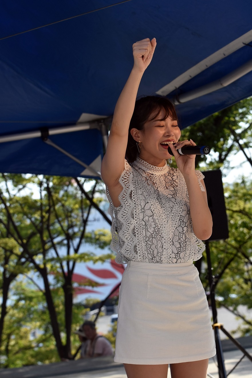 南港イベント8月・アイドル (18)